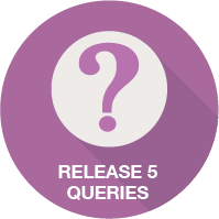 Release 5 Queries