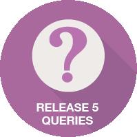 Release 5 Queries